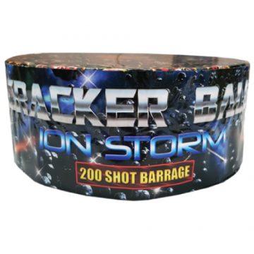 Crackerball Ion Storm uk