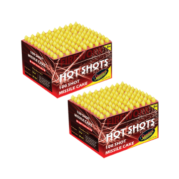 2 x Hot Shots
