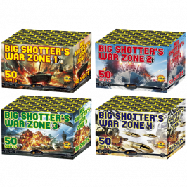 Big Shotters War Zone